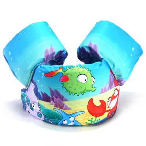 Toddler Life Swim Swimming Wear Safe