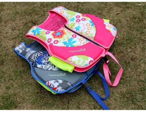 US Child Swimming Vest Safety Jacket