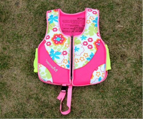 US Child Swimming Vest Jacket