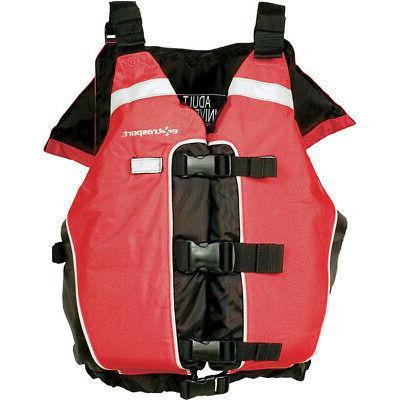 Extrasport UT5 Red/Black Life Jacket