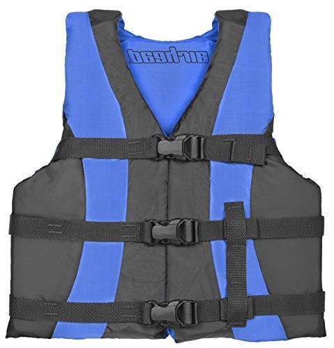 value series life vest