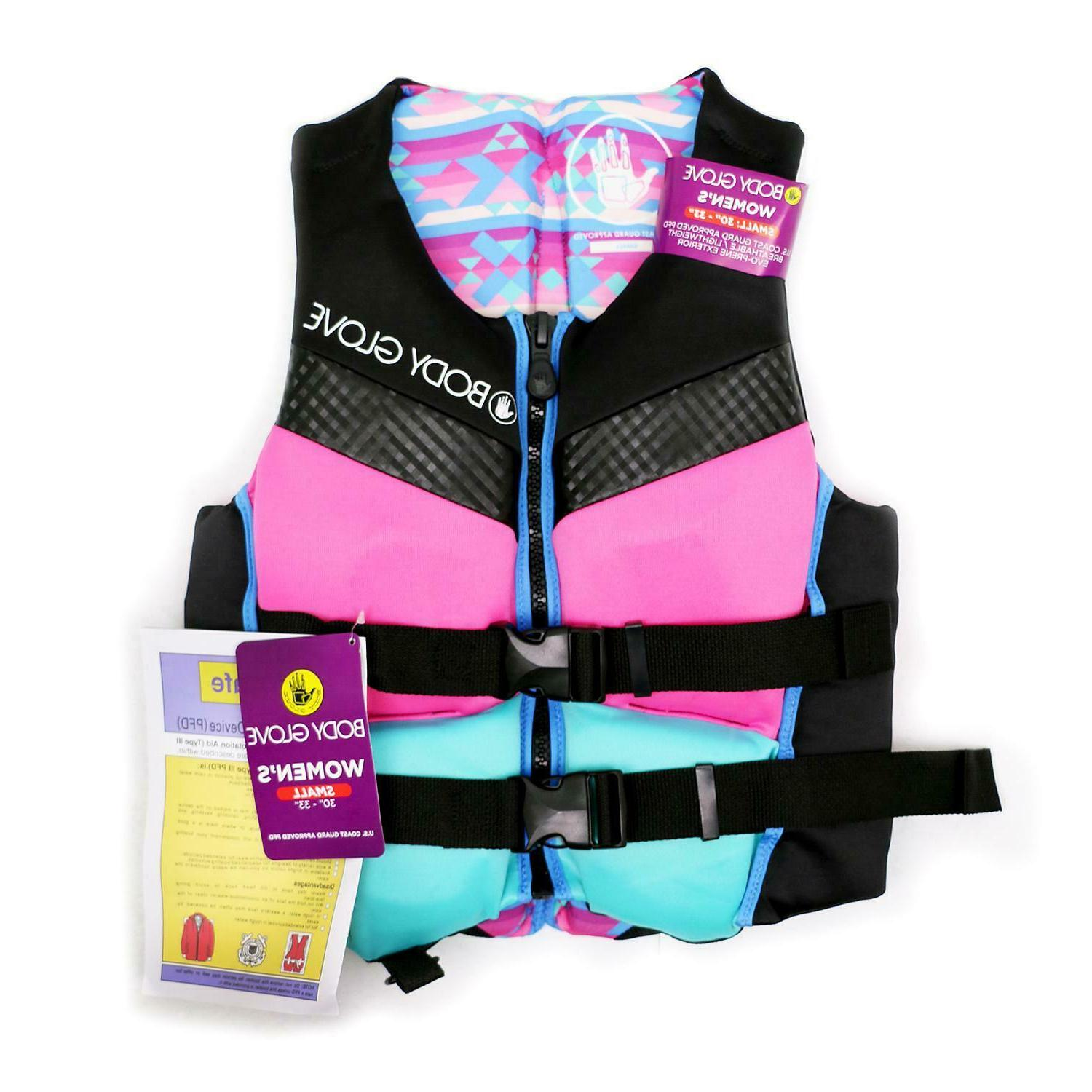 Body Glove  Vest Life Jacket  PFD  Women's  SIZE XL