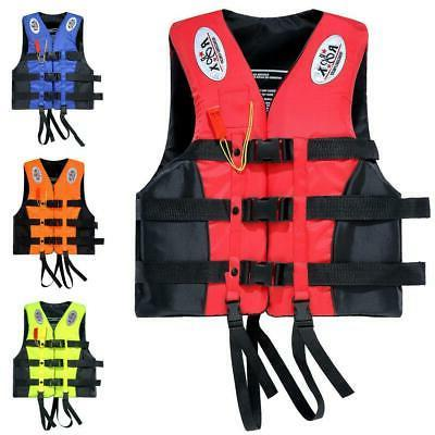 water sport safty adult life jacket fully