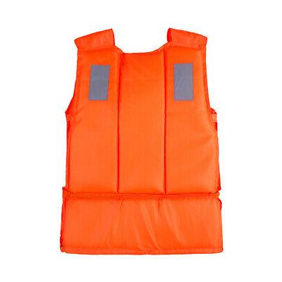 Water Sports Safety Jacket Fully Enclosed Fit Body Size E5X0