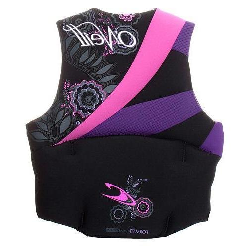 O'Neill Wetsuits Lumbar Support Black/Pet/UV,