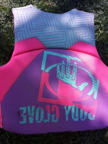 Body Pound Type III PFD Jacket Water Ski
