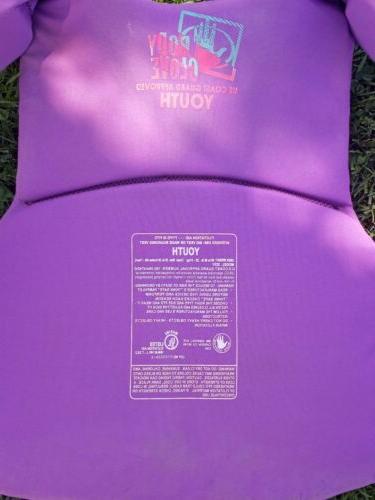 Body Glove Youth Pound III PFD Vest Water