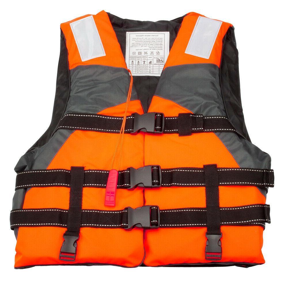 Youth Fishing Jacket Swiming Life Vest Kayak Sailing