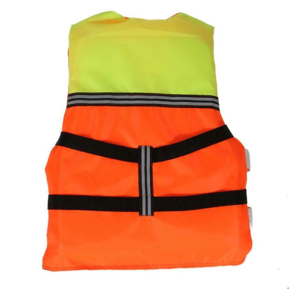 Youth Kids Polyester Jacket Boating Sailing Ski Foam US
