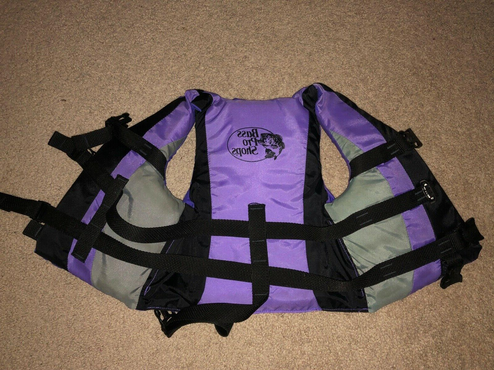Youth Jacket Type 3 30-50 Purple Bass