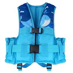 Life Jacket for Kids, HeySplash Child Size Watersports Swim