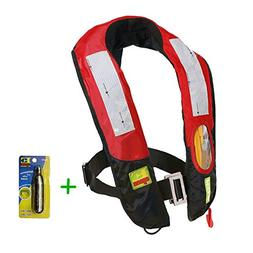 life jacket inflatable pfd