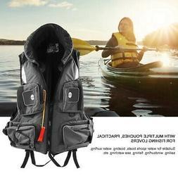 Life Jacket Outdoor Water Sports Floating Snorkeling Kayakin