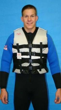 Life Jacket - Size 3X - 4 Strap style - Closeout Sale