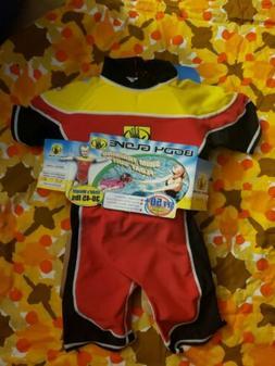Body Glove Life Jacket Swim Training Wet Suit Kids Boys Medi