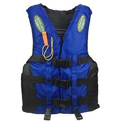 Karc Life Jacket for Junior Thickened Foam Life Vest Boating