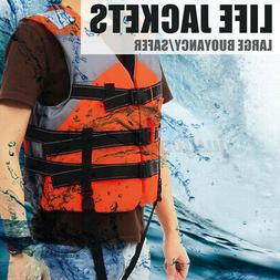 Life Jacket Vest Adult Fully Enclosed Swimming Water Sports