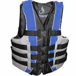 Life Jacket Vest Adult PFD Type III Fully Enclosed US Coast