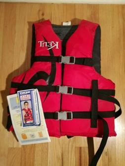 Kent Life Jacket Vest Adult Type III