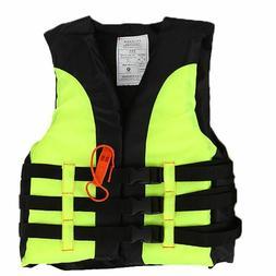 Life Jacket Vest For Children Outdoor Boating Swimming Sport