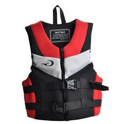 Life Jacket Vest Kayak Canoe Fishing Surf Boat Flotation Dev