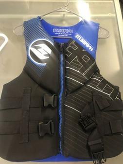 Hyperlite Life Jacket Vest Men's Adult Medium 36-40 In Che
