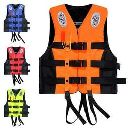 Life Jacket Vest Swimming Adult Fully Enclosed L XL XXL XXXL