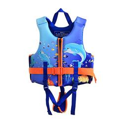 Life Jackets Vests For Children Kids Youth Boys Girls Swim S