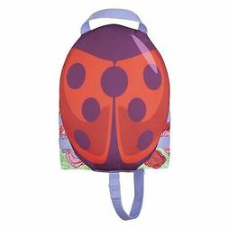 Full Throttle Child 'Water Buddies' Life Vest - Lady Bug