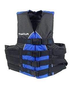 Flowt 40401-2-2X/3X Extreme Sport Life Vest, Type III PFD, C