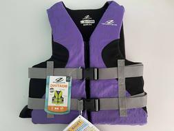 life vest jacket swim ski boating hydroprene