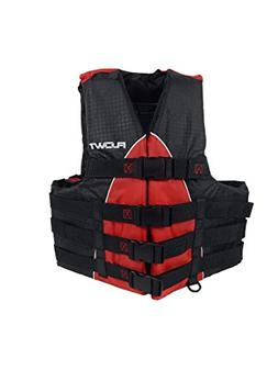 Flowt 40402-2-2X/3X Extreme Sport Life Vest, Type III PFD, C