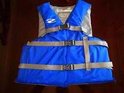 Stearns Life Vest PFD Boating Life Jacket Adult Universal Si