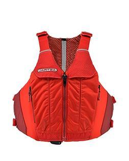 Astral Linda Kayak Women's Fishing Life Vest PFD - Rosa Red