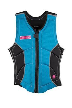 Radar Lyric Women's Impact NCGA Aqua/Blue Vest -small