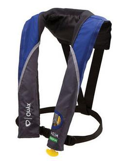 ONYX M-24 CO2 IN-SIGHT MANUAL INFLATABLE PFD LIFE JACKET VES