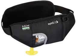 Onyx M-24 In-Sight Manual Inflatable SUP Belt Pack Life Jack