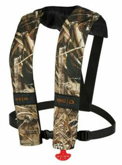 M-24 RealTree Max-5 Manual Inflate L