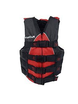 Flowt 40402-2-S/M Extreme Sport Life Vest, Type III PFD, Clo