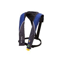 Onyx M-24 In-Sight Manual Inflatable Life Jacket, Blue