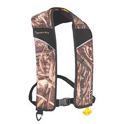 Stearns 24g Manual Life Vest, RealTree Max-4 Camo