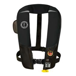 Mustang MD3184/02 HIT Inflatable Automatic PFD w/ Harness Bl
