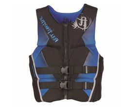 Full Throttle Men's Hinged Rapid-Dry Flex-Back Life Vest, Me