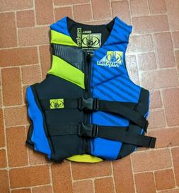 men s phantom life vest jacket size