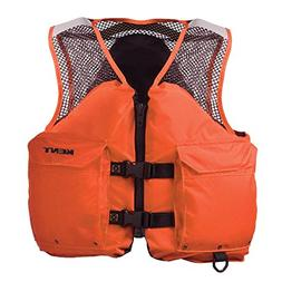 Kent Mesh Deluxe Commercial Life Vest - Persons over 90-Poun