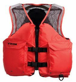 Kent Mesh Deluxe Commercial XXXL Life Jacket Vest