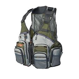 Anglatech Fly Fishing Vest Pack for Trout Fishing Gear and E