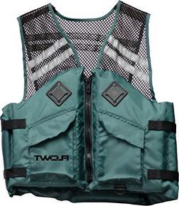 Flowt 40625-S/M Mesh Fishing Adult Life Vest Type III PFD, G
