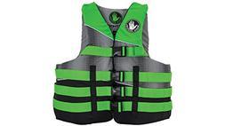 SPORT DIMENSION BODY GLOVE Method Vests , Large/X-Large, Gre