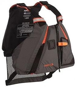 ONYX MoveVent Dynamic Paddle Sports Life Vest, Orange, X-Sma